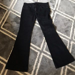 Lucky Brand Jeans - Lucky Brand black flare jeans
